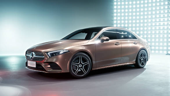 Mercedes-Benz A-Class L sedan revealed virtually before Auto China 2018 debut