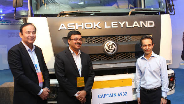 2018 Ashok Leyland Annual Global Conference held  in Chennai