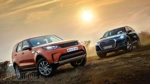 Comparison: Land Rover Discovery 3.0 HSE vs Audi Q7 40 TFSI