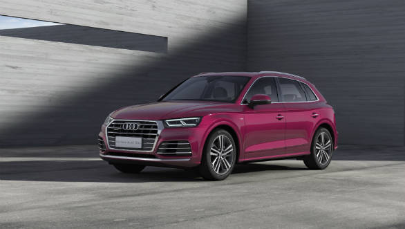 Audi Q5L unveiled before Auto China 2018 debut