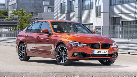 BMW 3 Series Shadow Editions launched in India at Rs 41.40 lakh
