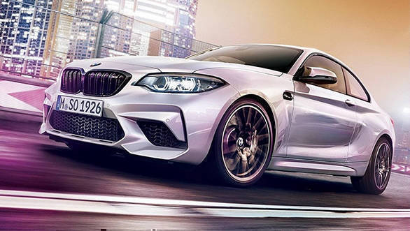 BMW M2 Competition images leaked, to debut at Beijing Motor Show