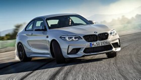 BMW M2 Competition revealed with 405PS