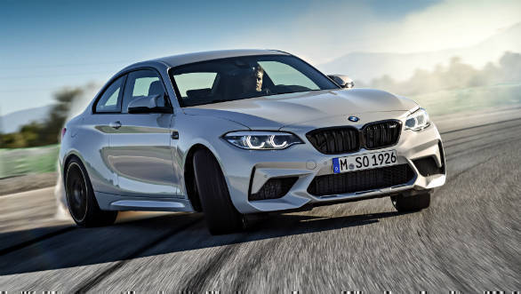 BMW M2 Competition set to debut in India soon