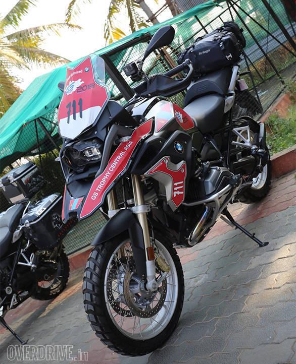BMW Motorrad Deccan Safari | Tusker BMW Motorrad | BMW R 1200 GS ambient