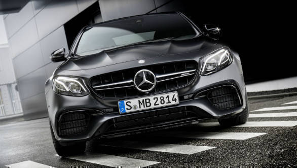 Mercedes-AMG E63S 4Matic+ super saloon to launch in India on May 4