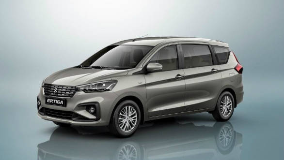 2018 Maruti Suzuki Ertiga unveiled in Indonesia, India launch soon