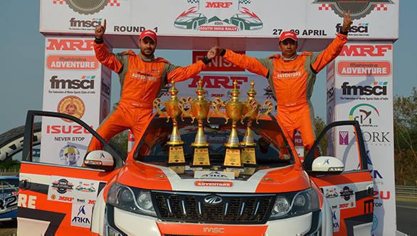 INRC 2018: Gaurav Gill and Musa Sherif win South India Rally