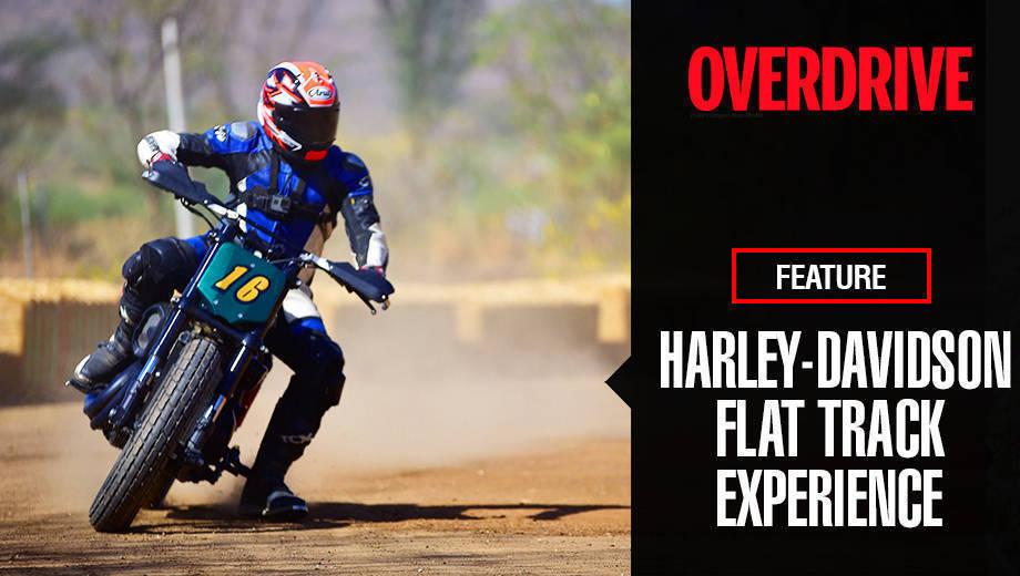 Harley-Davidson Flat Track Experience