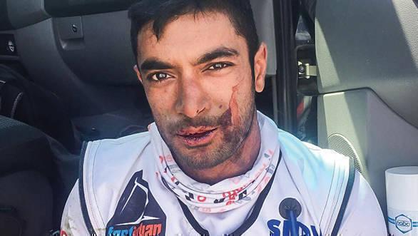 The brutal truth: CS Santosh on life after his fourth Dakar Rally