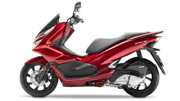 2018 Honda PCX125 unveiled, gets styling and power update