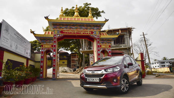 Exploring the mystical Karnataka in the Honda WR-V