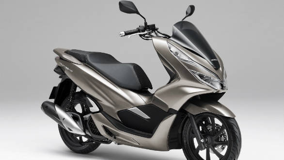 Honda announces the launch of the PCX150 scooter in the US market