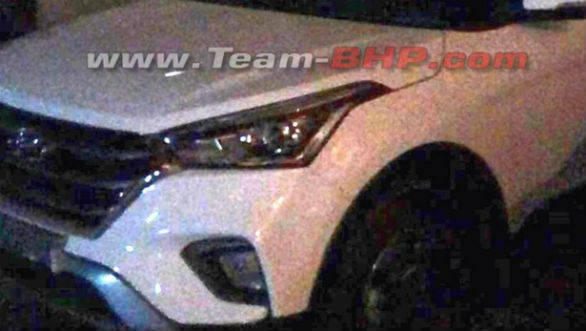 2018 Hyundai Creta spotted, to be launched in India in May this year