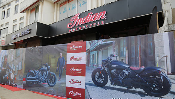 Indian Motorcycle inaugurates sub-dealership in Guwahati