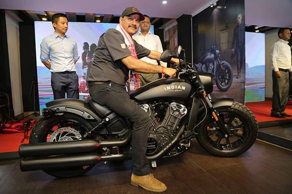Indian Motorcycle Inaugurates Sub Dealership In Guwahati Overdrive