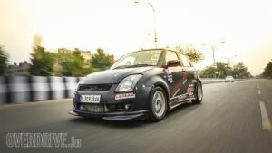 This might just be India's quickest accelerating Maruti Suzuki Swift!