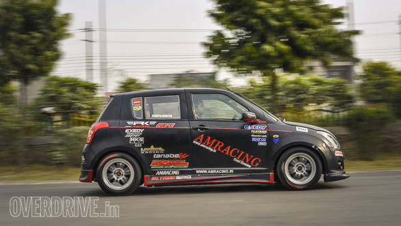 This might just be India's quickest accelerating Maruti Suzuki Swift