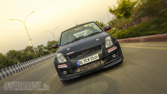 This might just be India's quickest accelerating Maruti Suzuki Swift