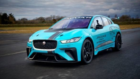 Formula E: Jaguar I-PACE eTROPHY racecar to debut at Berlin ePrix
