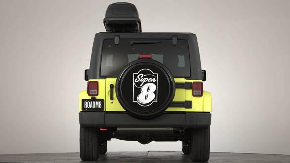 2018 New York Motor Show: Jeep Wrangler based RoadM8 SUV concept showcased