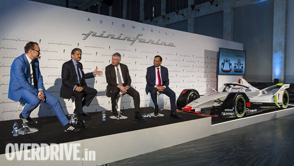 Mahindra-backed Automobili Pininfarina officially announces it's electric hypercar, to launch in 2020