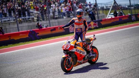 MotoGP 2018: Marc Marquez claims dominant win at COTA