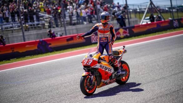 MotoGP 2018: Marc Marquez claims dominant win at COTA