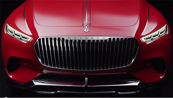 Auto China 2018: All-new Mercedes-Maybach Ultimate Luxury concept teaser out