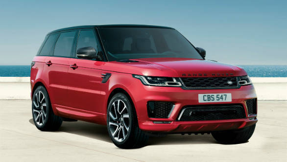 2018 Range Rover and Range Rover Sport bookings open in India