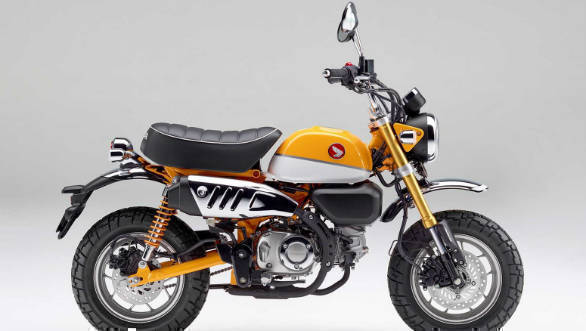 Honda Monkey 125 confirmed for production