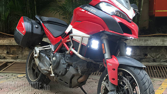 Auxiliary lights for motorcycles: Everything that you should