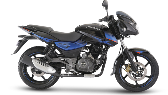 Refreshed Bajaj Pulsar 150 launched with twin disc brakes at Rs 78,016