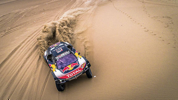 The complete Dakar 2018 report: Sainz of greatness!
