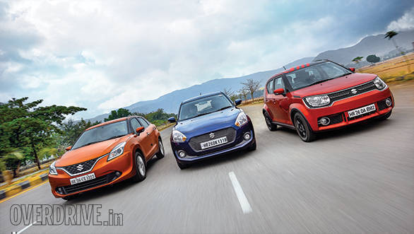 Auto siblings: Maruti Suzuki Baleno, New-gen Maruti Suzuki Swift and Maruti Suzuki Ignis