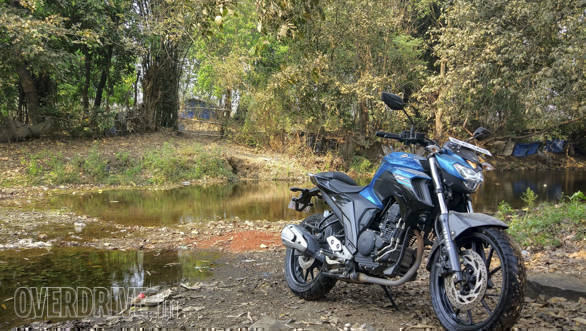 2017 Yamaha FZ25 longterm report: After 3,425km and seven months