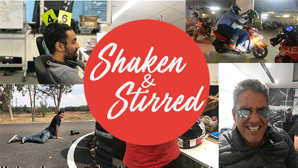 Image gallery: Shaken and Stirred May 2018