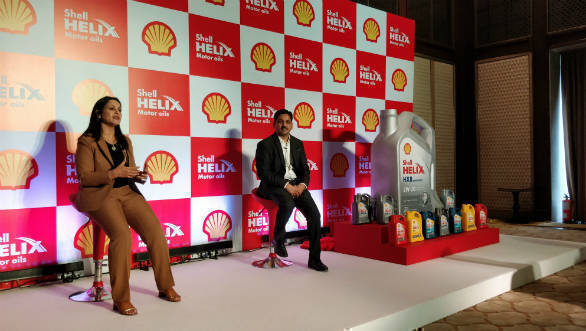 Shell Helix HX8 synthetic motor oil launched in India at Rs 850/litre