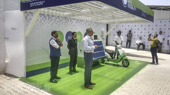 Sun Mobility launches smart battery swap platform for electric two and three-wheelers