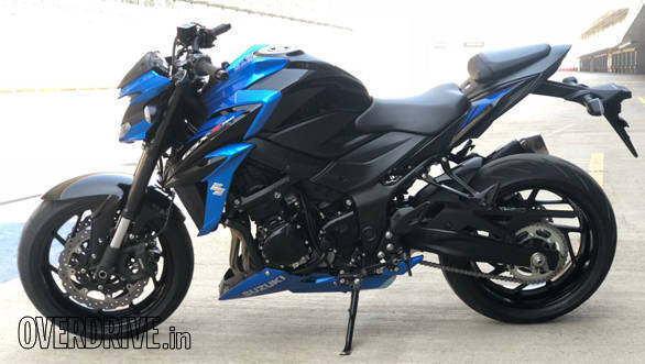 Suzuki Motorcycle India launches GSX-S750 at Rs 745000