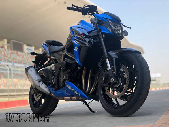 2018 Suzuki GSX-S750 launch in India tomorrow