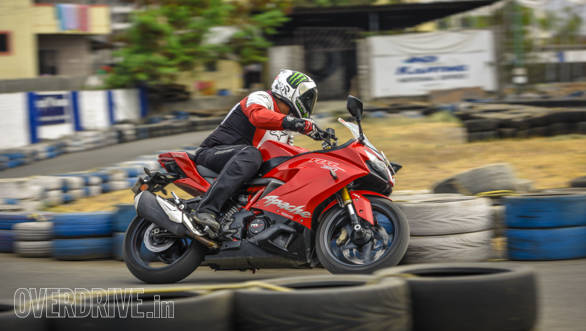 TVS Apache RR 310 gets an ECU update for improved