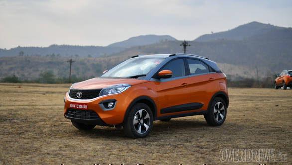 Tata Nexon SUV gets Apple CarPlay connectivity on XZ, XZ+ and XZA+ variants.