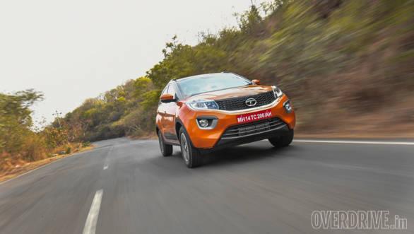 2018 Tata Nexon AMT first drive review