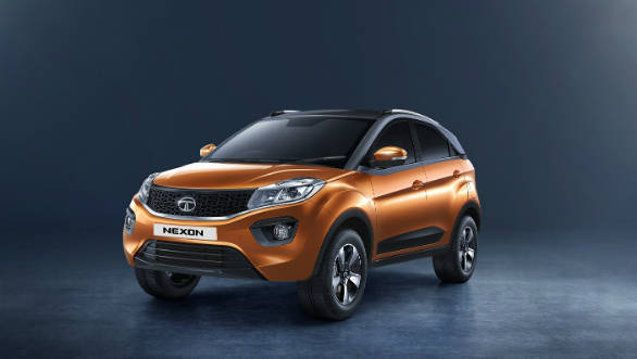 Tata Nexon AMT technical details revealed