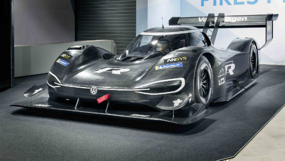 Image Gallery: Volkswagen I. D. R Pikes Peak hill climb prototype racer revealed
