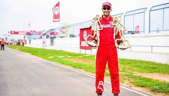 Interview: Reigning Super Stock Champion Varun Anekar on his motorsport journey so far