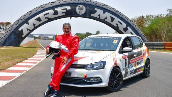 2018 INRC: Vicky Chandhok to compete in Chennai Rally in a VW Polo R2