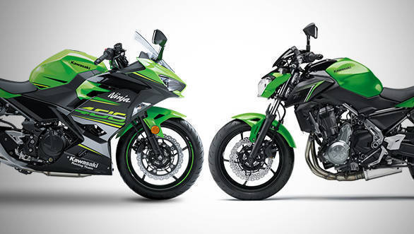 Spec comparo: All-new Kawasaki Ninja 400 vs Kawasaki Z650
