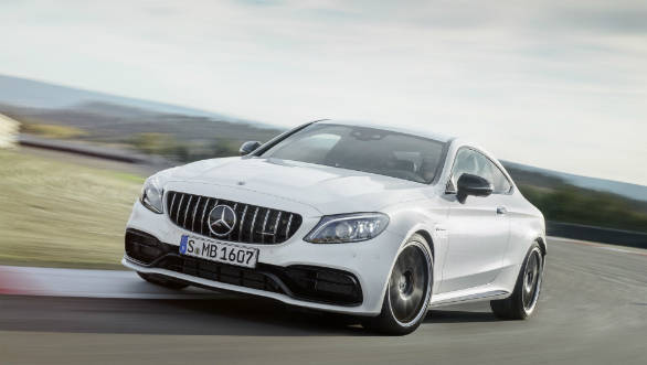 2018 New York Auto Show: Next-gen Mercedes-AMG C63 to have electrical assistance